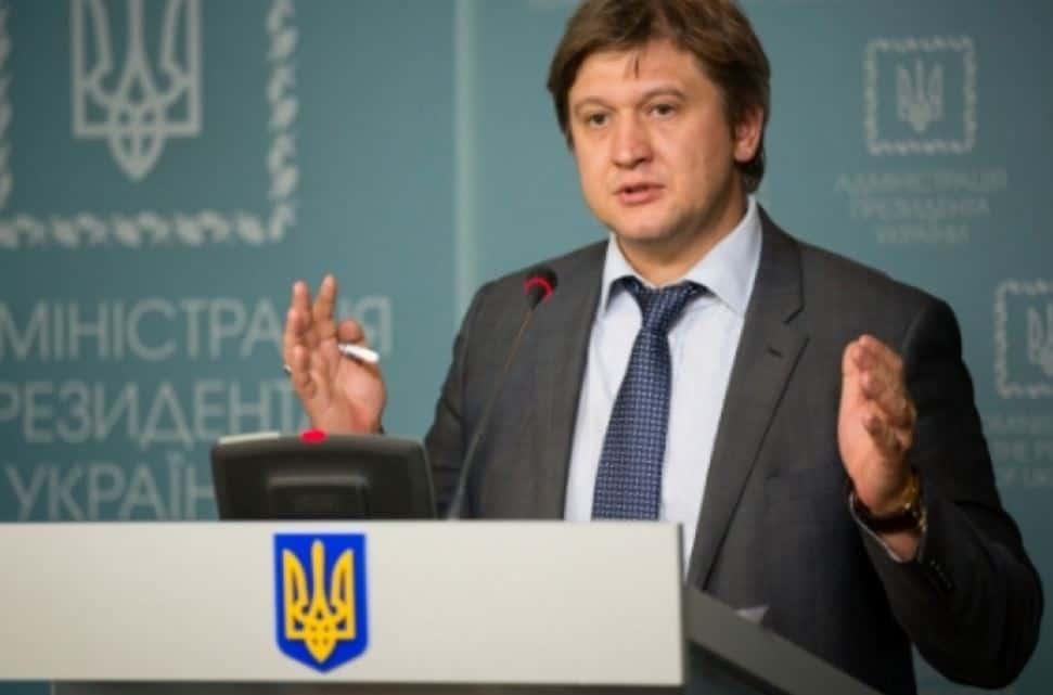 Олександр Данилюк намагається зірвати завтрашній мітинг підприємців